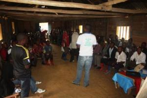 l'atelier de mise en place du CGCC à IBANGA